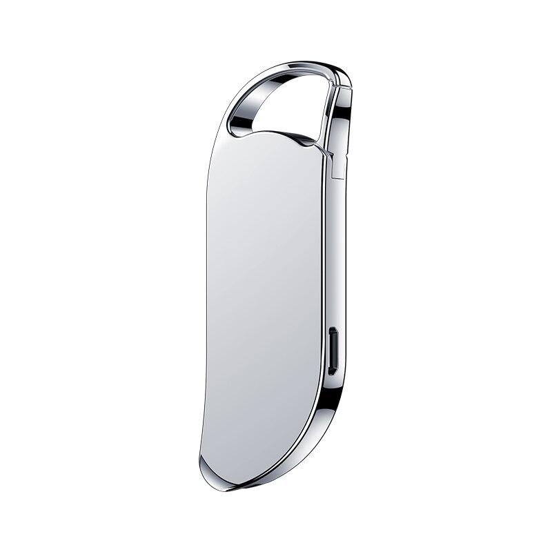 مسجل صوت صغير المهنية الرقمية 32 جيجابايت 64 جيجابايت HD الحد من الضوضاء الوقت لمسافات طويلة مسجل صوت لاجتماع الأعمال