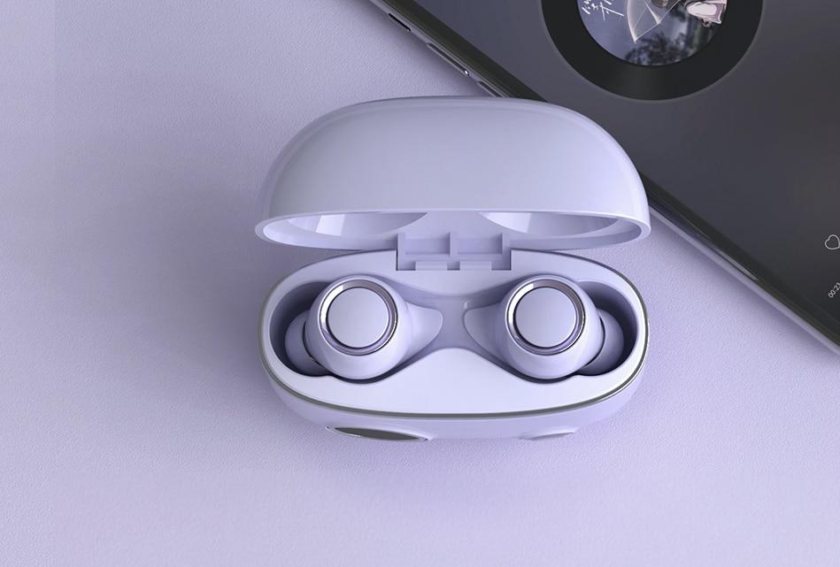2021 Bluetooth Earbuds Headphones Mini Wireless Earphones Vintage Design Classic Music In Life Fashion Mini Earbuds Sport enlarge