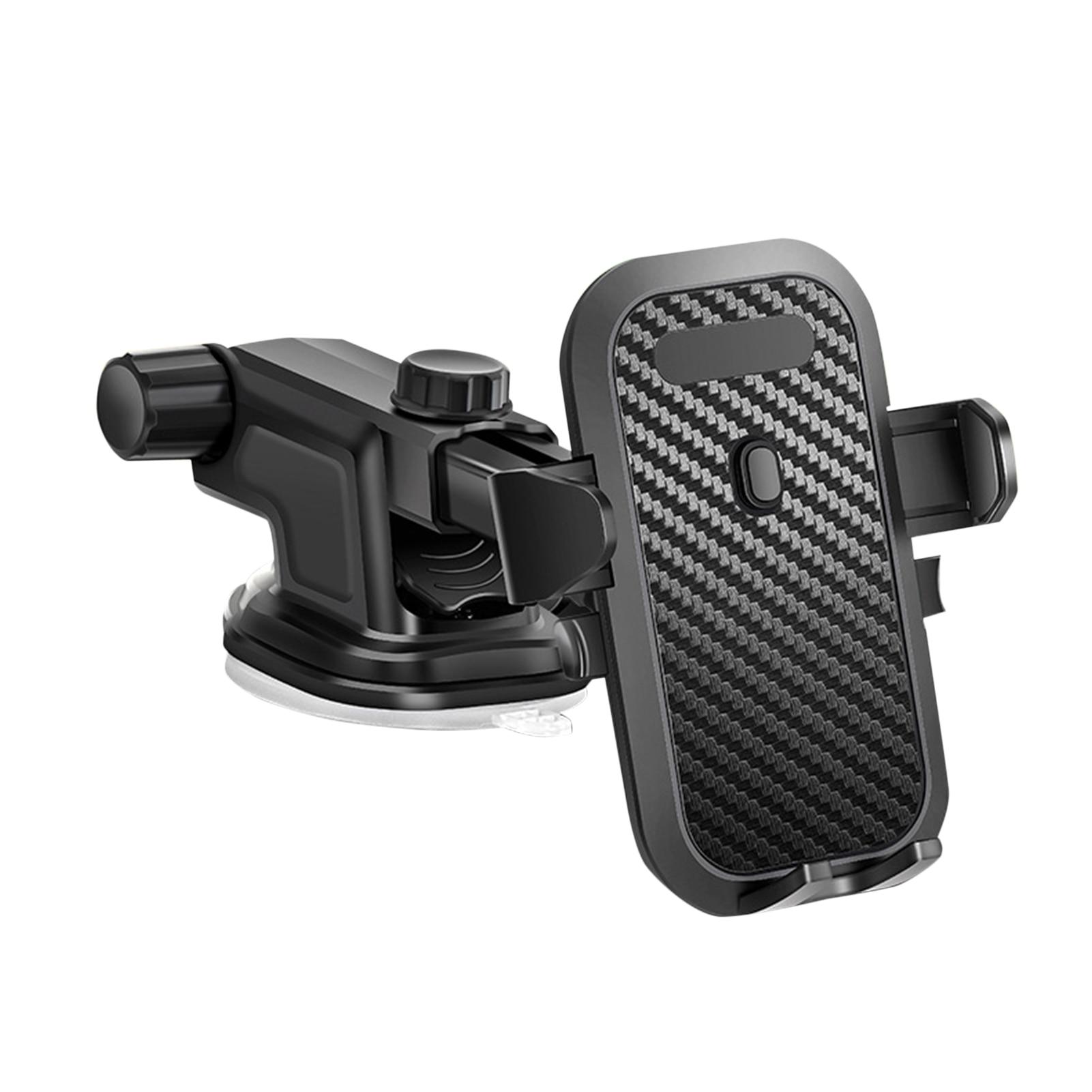 Автомобильный мобильный телефон держатель для AK 47 мм-71 мм широкий Мобильный телефон s телескопическая присоска навигатор фиксированный Под...