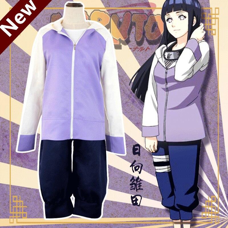 Anime Cosplay Kostüme Frauen Hyuga Hinata Kleidung Lila Mantel Movie Tv Costumes Aliexpress