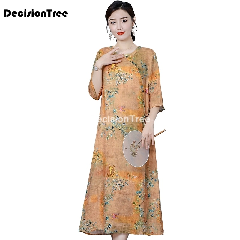 فستان صيني تقليدي للنساء ، ملابس احتفالية ، ساتان ، تشيباو ، فستان زفاف صيني ، شيونغسام ، 2021