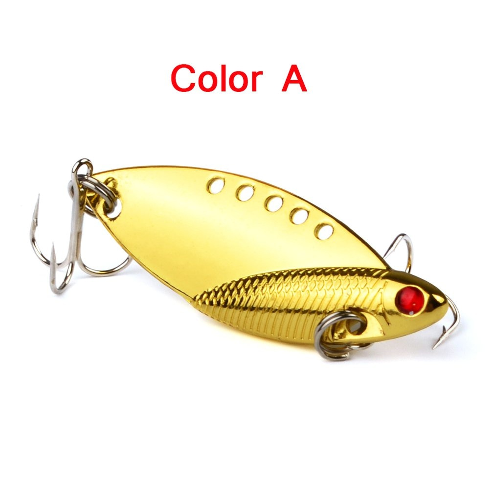 11G Metal VIB Lures Lifelike Hard Jerkbait Durable Artificial Bait Universal Fishing Professional Fish Accessories