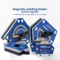 multi angle strong arrow magnet welding holders multi angle magnetic welding positioner fixer ferrite power locator tools