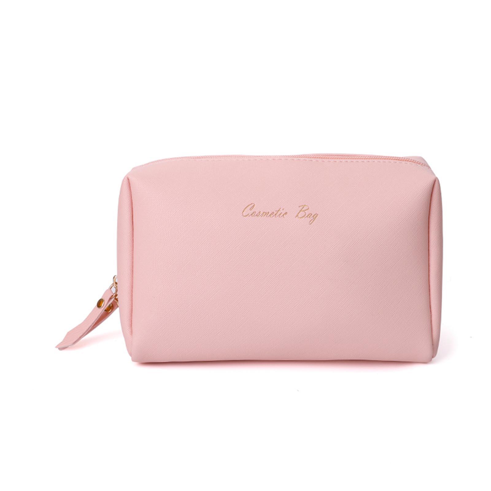 Bags For Women 2021 New Luxury Handbags Waterproof Make Up Bag Multi-Pocket Box Travel Large Capacit