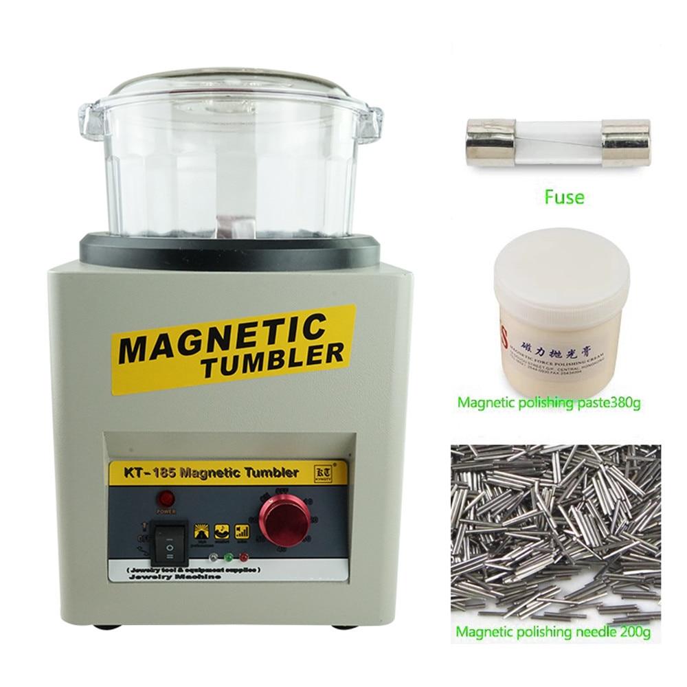 magnetic tumbler jewelry tumbler jewelry polishing machine tumbler machine Jewelry Polisher Finisher Finishing Machine