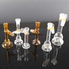 1ml 2ml 5ml 10ml verre blanc brun Transparent flacon volumétrique