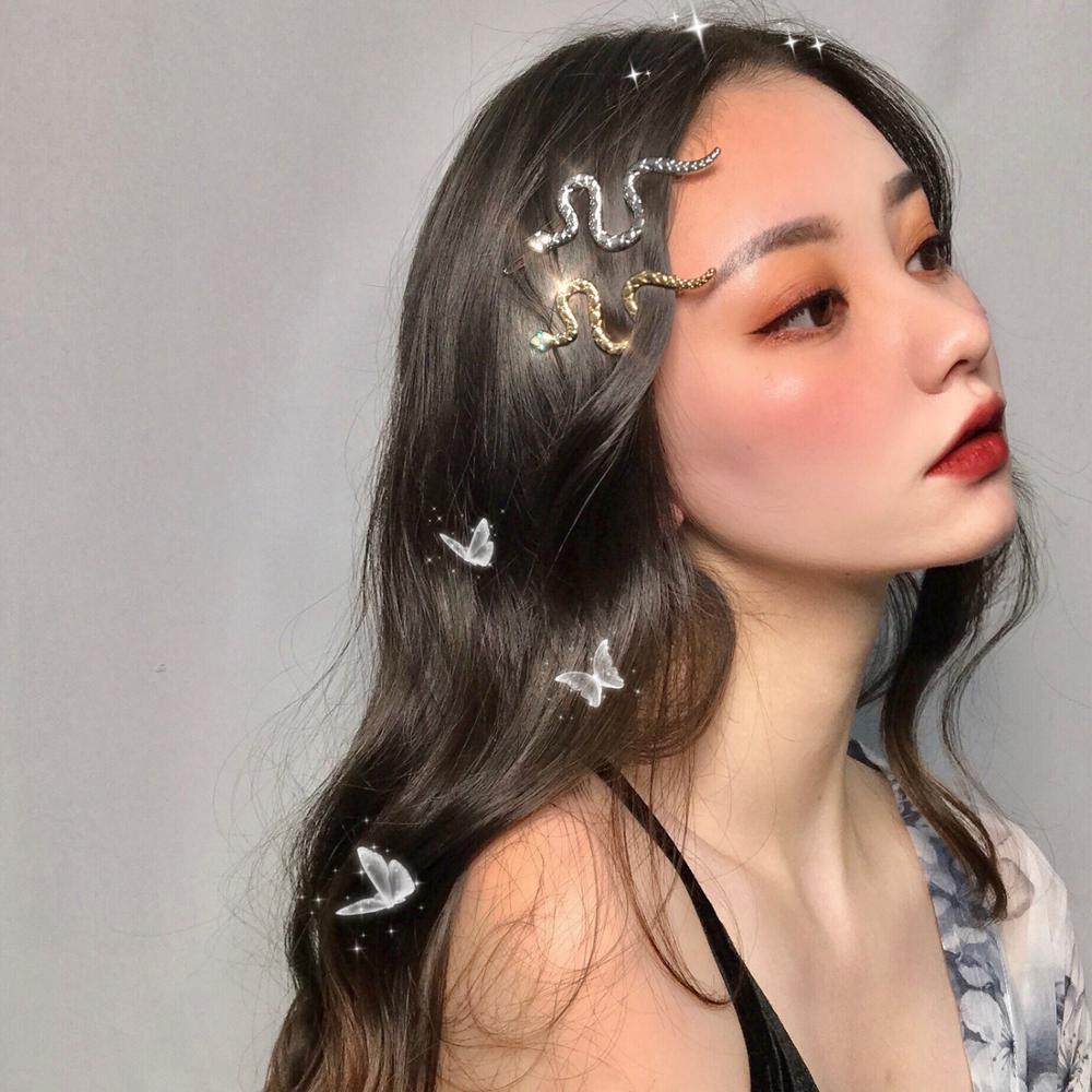 Grampos de cabelo, 2019 hz miniatura grampos de cabelo para mulheres