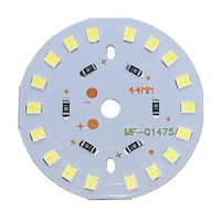 5PCS a Lot DC12V LED 2835 SMD Chip LED Bulb Lamp 3W 6W 9W 12W 15W 18W Brightness Light Board For led bulb led downlight