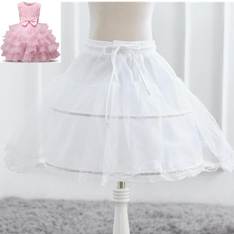Юбка пачка для маленьких девочек, подъюбник для девочек с цветами, детские юбки для маленьких девочек, фатиновая вечерняя Нижняя юбка принцессы, детские костюмы|Юбки| | АлиЭкспресс