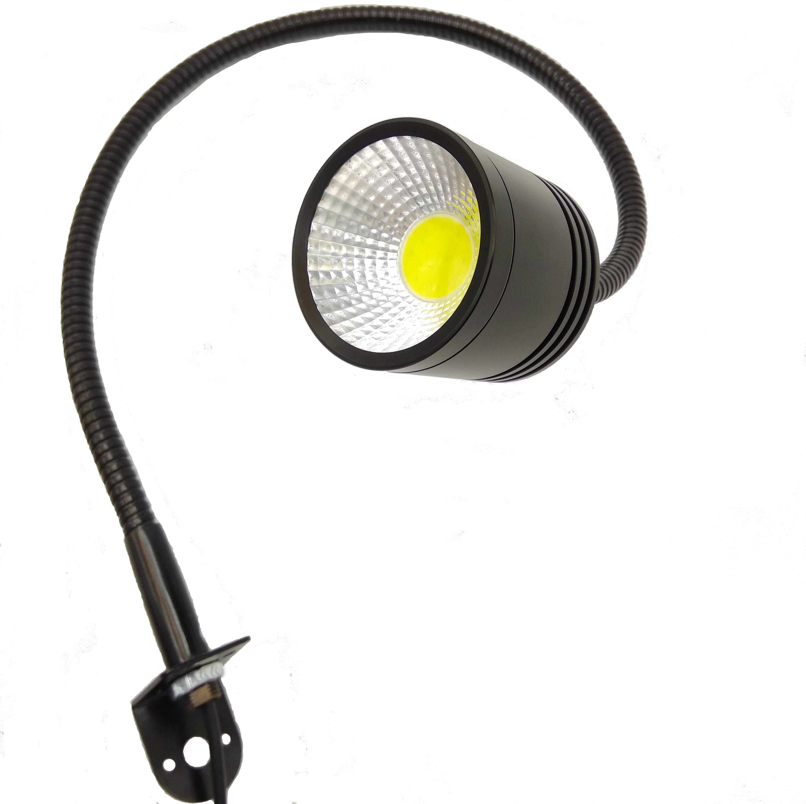 110V 220V 5W LED GOOSENECK WORK LIGHT