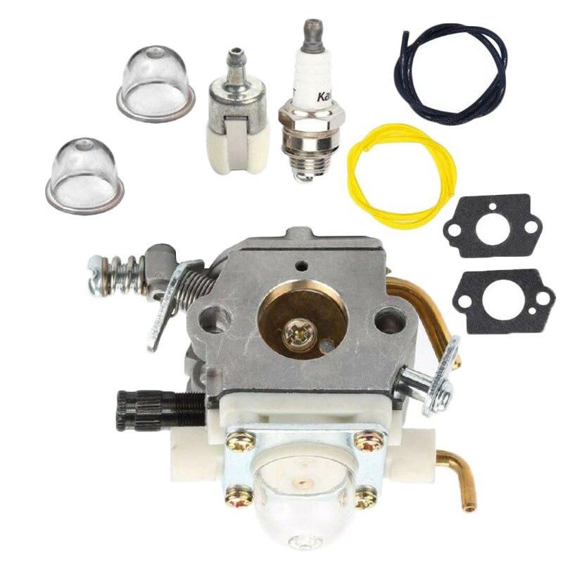 Vergaser Kraftstoff Filter Dichtungen Kit Für Walbro WTA-33-1 Echo PB-250 Blatt Gebläse
