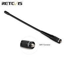 Retevis RHD-701 Dual Band VHF/UHF Antenna For Yaesu BAOFENG UV-5R BF-888S RETEVIS H777 RT5 RT6 RT5R Ham Radio C9045A