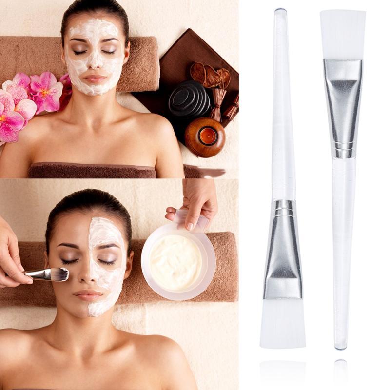 Professional Face Mask Brush Makeup Brushes Fiber Facial Foundation Powder Eye Shadow Cosmetic Beaut