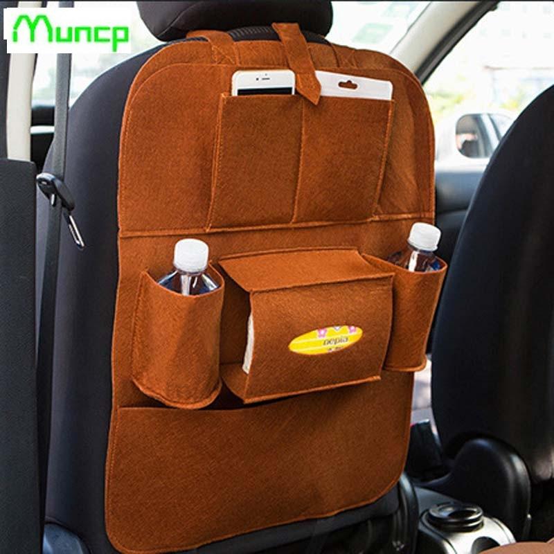 Sac de rangement pour siège auto sac de rangement multi-poches pour Citroen c-quatre c-triomphe Picasso C1 C2 C3 C4 C4L C5 Elysee/série DS