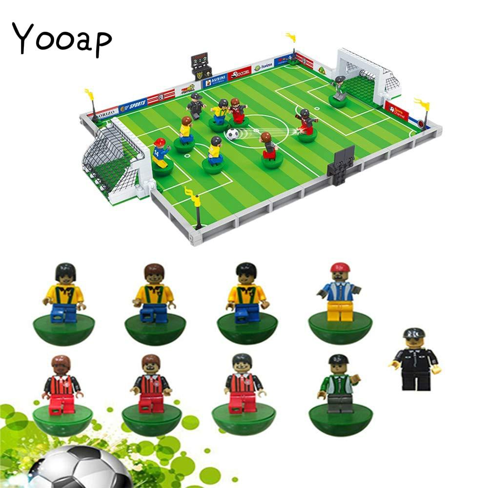 Мини Доска футбол Матч игра набор Настольный футбол игрушки для детей развивающие Спорт на открытом воздухе портативные настольные игры иг...