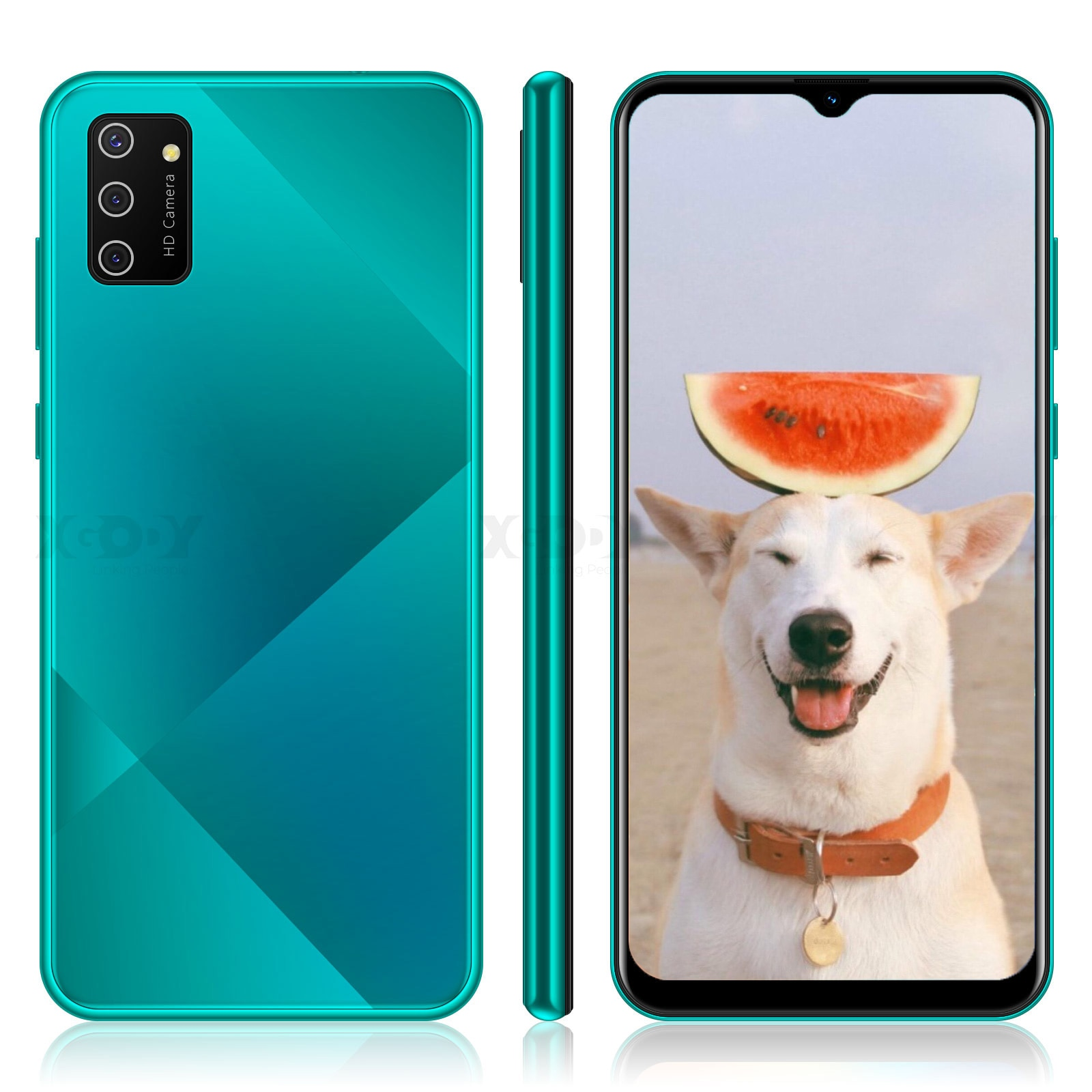 mobile phones android 9.0 XGODY S20 3G smartphone 1GB RAM 4GB ROM 5MP Camera Dual SIM Unlock WIFI 6.5