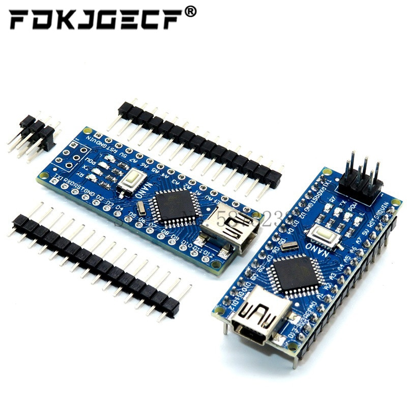 Nano With the bootloader compatible Nano 3.0 controller for arduino CH340 USB driver 16Mhz Nano v3.0 ATMEGA328P With USB Cable
