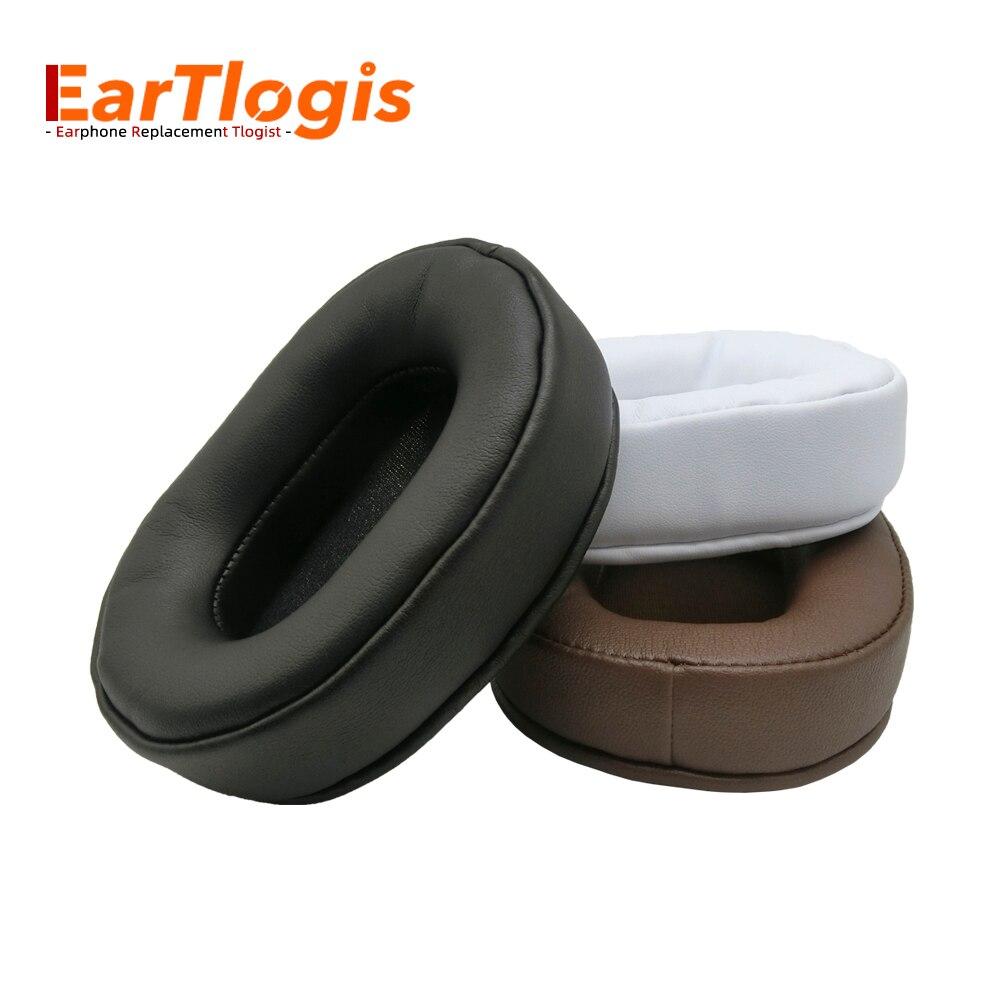 Eartlogis substituição almofadas para phillips shb7250/00 shb 7250 SHB-7250 fone de ouvido peças earmuff capa almofada copos travesseiro