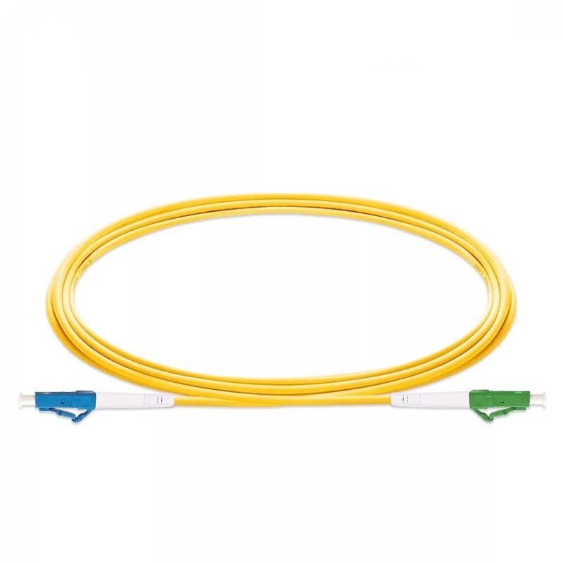 Cable de conexión de fibra óptica LC/UPC-LC/APC simple, diámetro 2mm o 3mm, cable de modo único, longitud 1M 2M 3M o aceptar personalización