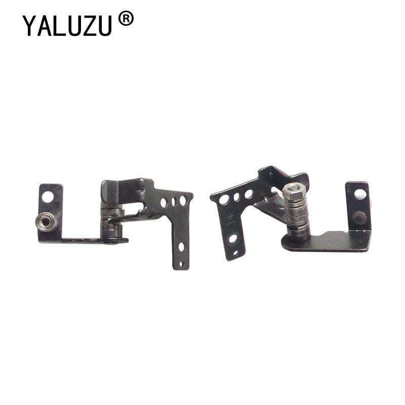 Yaluzu laptops substituições dobradiças lcd apto para dell inspiron 1318 i1318 pp25l série par l & r