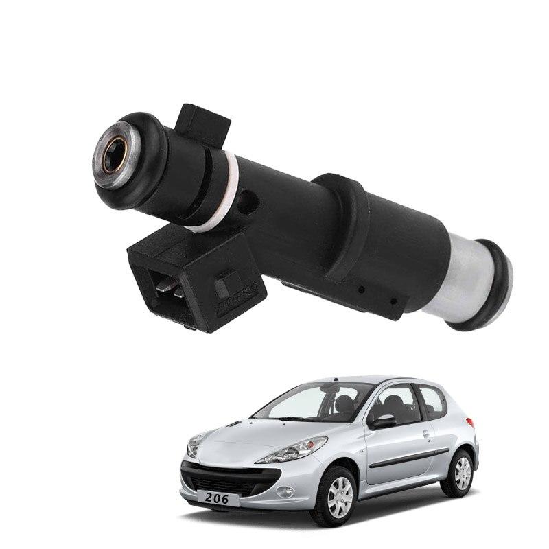 Inyector de combustible para Peugeot 206 307 406 407 607 806 807 experto Citroen 2,0/16V 1984E2 01F003A 1984.E2 348004 75116328 0280156328