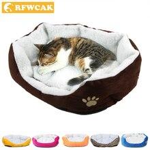50*40cm Komfortable und weiche Katze Bett Mini Haus für Katze Haustier Hund Sofa Bett Gute Produkte für welpen Katze Haustier Hund Liefert