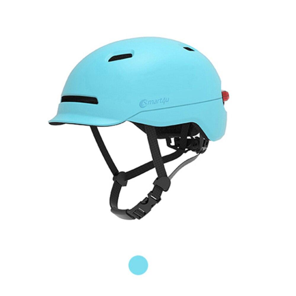 Smart4u Waterproof Smart Flash Bike Helmet Matte Color Backlight Mountain enlarge