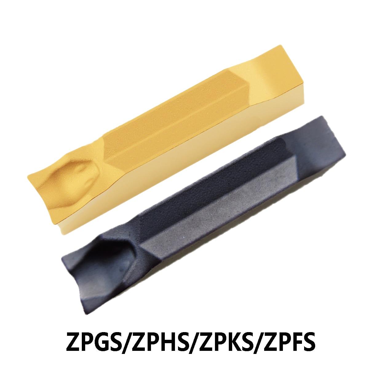 ZPFS0302-MG ZPGS0402-MG YBC251 YBG202 ZPHS0503-MG ZPKS0604-MG YBG302 الحز إدراج تحول أدوات مخرطة القاطع ZPGS
