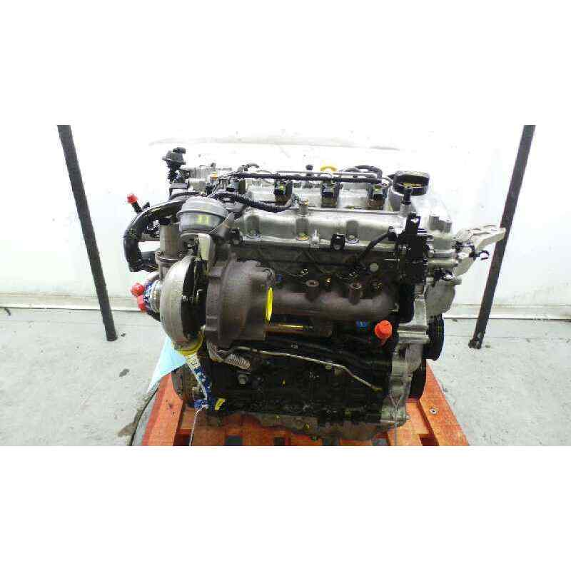 D4FB MOTOR COMPLETO HYUNDAI I30