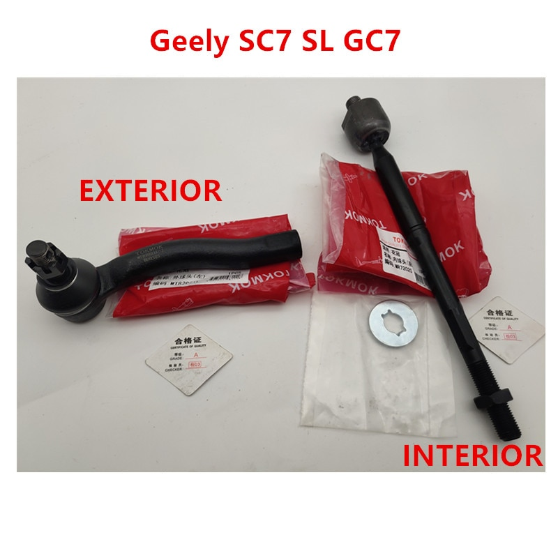 Junta de bola de dirección para Geely SC7 SL GC7 barra de dirección