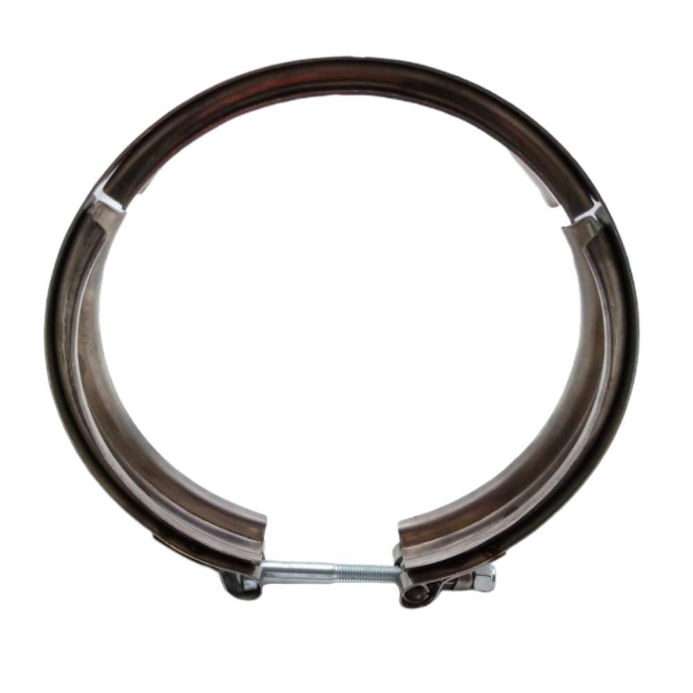 Abrazadera de tubo Turbo v-band compatible con compresor Cummins A5K HX60 y S400 salida 3067979