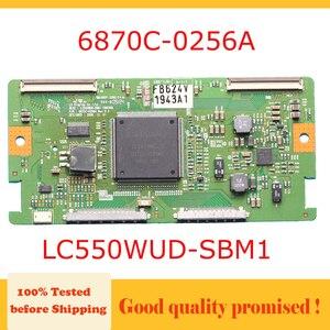 6870C-0256A LC550WUD-SBM1 CONTROL T-CON Board 6870C0256A LC550WUDSBM1 logic board  t con board 6870c lg lcd tv t con board