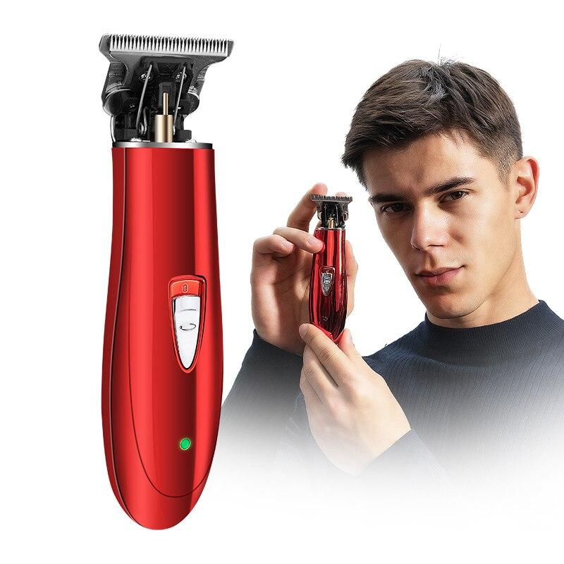 Professional Hair Trimmer For Men Beard Electric Cutter Hair Cutting Machine Haircut  Zero Gapped Trimmer Hair Clipper Haircut недорого