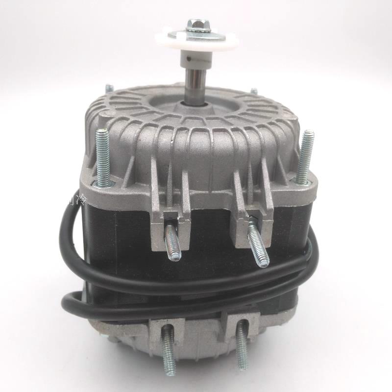 النحاس الأساسية WEIGUANU هانغتشو انخفاض ضوء محرك مظلل القطب YZF 34-45 100 واط/25 واط جهاز تكوين الثلج/تبريد المحرك