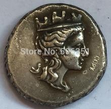 Tipo #108 monedas griegas tamaño Irregular