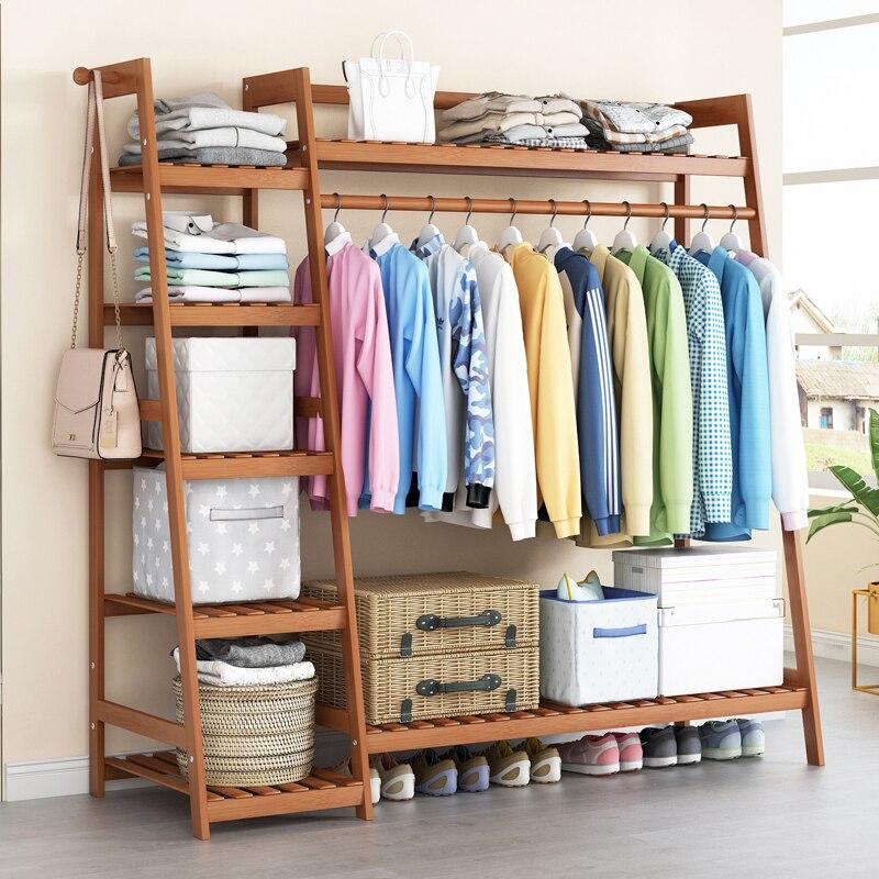 Sólida e durável wardrobe bordo engrossado simples moderno econômico quarto casa guarda-roupa multi-camada de montagem simples