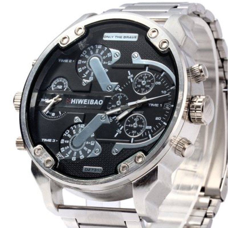 Steel Business Wristwatch Man Hip Hop Dropshipping Mens Watches Top Brand Luxury Iced Out Watch Diamond Watch for Men Stainless watch for women top brand luxury iced out watch diamond watch for men iced out cuban link chain necklace wristwatch man hiphop