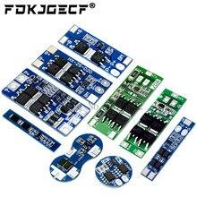 2S 3A 4A 5A 8A 10A 13A 20A 7.4V 8.4V Li-ion 18650 scheda di protezione della batteria al litio/scheda BMS Standard/bilanciamento
