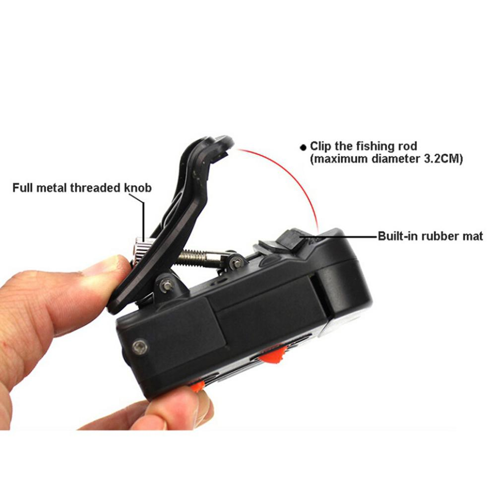 2020 New Fishing Line Length Counter Fishing Line Counter Full-featured Equipped With Light Professional Fishing Tackle Tool enlarge