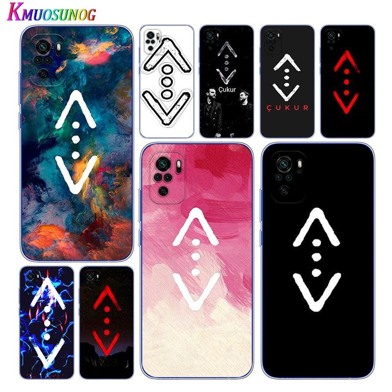 Transparent Cover Turkish TV Series Cukur For Xioami Redmi Note 10 10S 9T 9S 9 8T 8 7S 7 6 5A 5 4X 4 Pro Max Phone Case