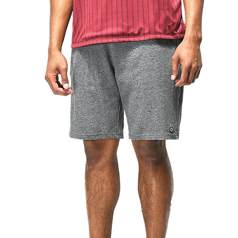 Мужские Дышащие Беговые Спортивные шорты, брюки (мягкий светильник, тяжелая ткань)