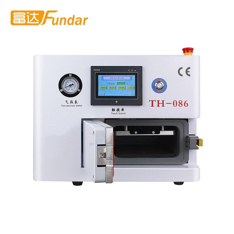 latest 5 in 1 No Bubble LCD Vacuum OCA Laminating repair Machine