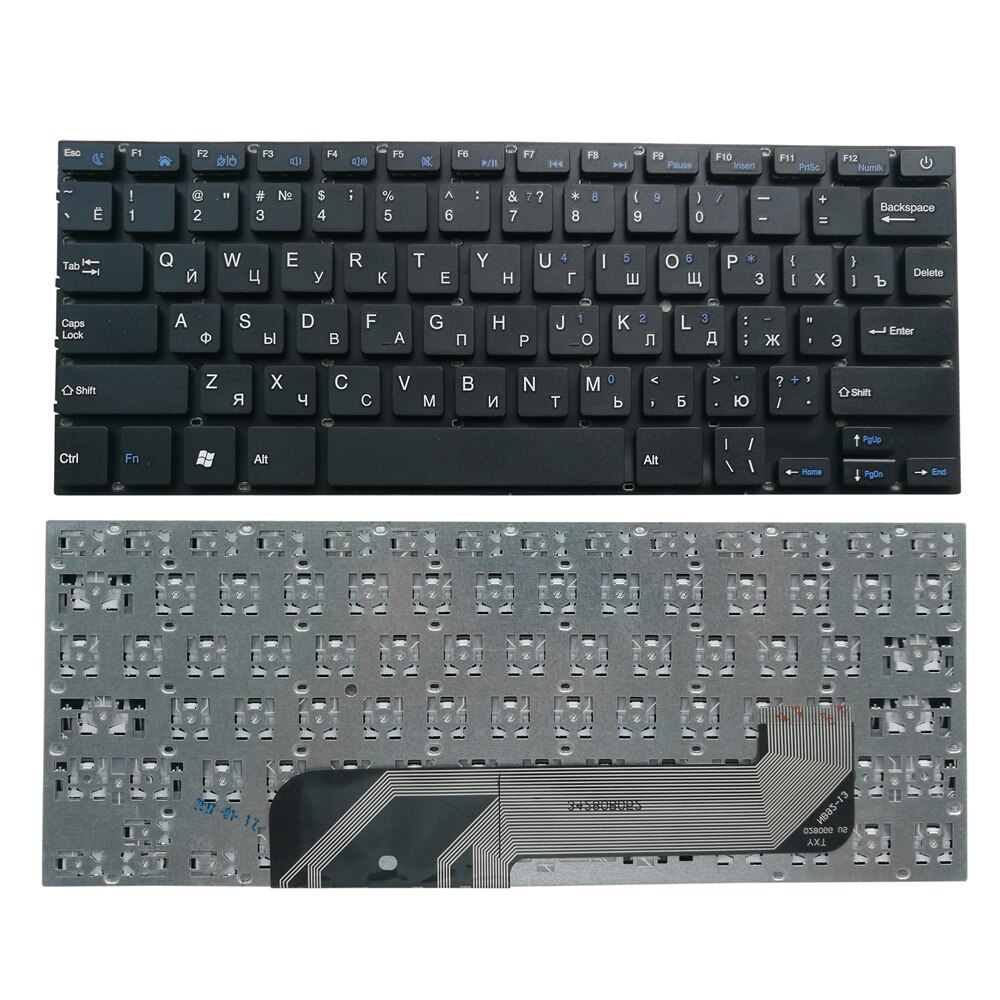 OVY UNS RU TR laptop tastatur für Jumper EZbook Air P/NYXT 0280GG NB92-13 34280B052 YX-K2000 0280DD 34280B048 PRIDE-K2930
