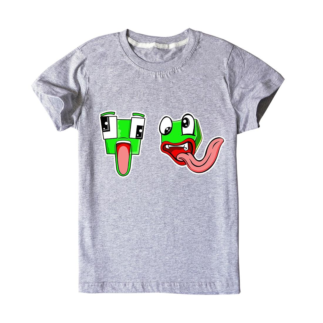 Nueva novedad, Camiseta de verano para niños, estilo de dibujos animados, Camiseta para bebés y niños, Camiseta para niñas de 10 años