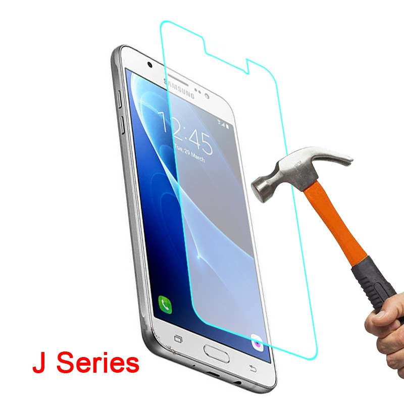 Защитный Стекло для samsung J5 2016 J3 J1 J7 6 J 1, 3, 5, 7, закалённое защитное стекло Экран протектор на Galaxy J16 J36 J52016 5j 3j пленка