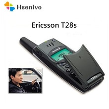 Ericsson T28s Refurbished-Original Unlocked Feature Phone 2G GSM Black Color Mobile Phone Used Cellp