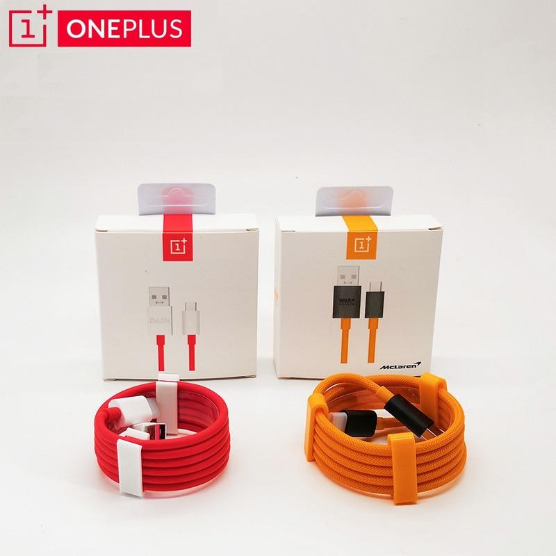 Оригинальный кабель oneplus Type c для oneplus 8 7 7T pro 6T 6 t 5t 3 T 3 DASH/WARP зарядный кабель USB-C Mclaren зарядный кабель one plus