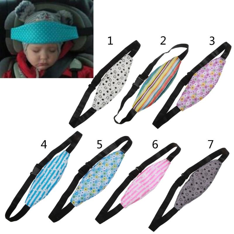 Car Safety Children Fixing Band Car Seat Sleep Nap Kid Sleeping Head Support Belt Positioner Baby Sr