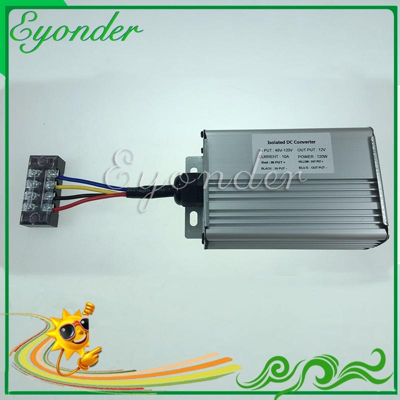 No aislado 84v 85v 90v 95v 100v 105v 110v 115v dcdc 96v convertidor de reducción a 48v 5a 240w buck dc a dc módulo de fuente de alimentación