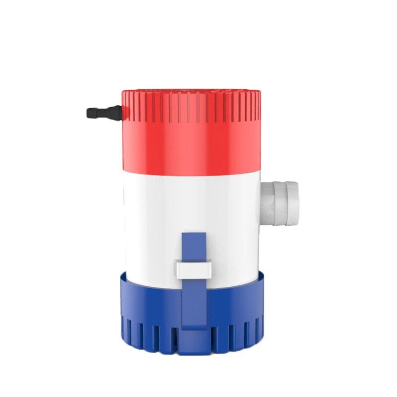 Bomba de agua marina de achique 1100Gph, bomba de achique para buceo, bomba de sentina para yate